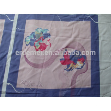 Цифровой принт шифон шарф, цветочный шарф