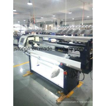 Machine à tricoter plat 5g (TL-152S)