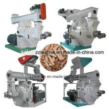 Fuel High Heat Rate Wood Pellet Machine Biomass Wood Pellet