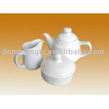 Conjunto de chá de porcelana por atacado direto da fábrica