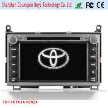 Spezielle Auto DVD Spieler Fortoyota Venza mit GPS Navigation