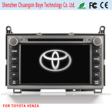 Special Car DVD Player Fortoyota Venza with GPS Navigation