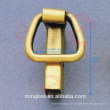 Seiten- und Kantenbindungsclip aus Metall für Taschenzubehör (F7-151S)