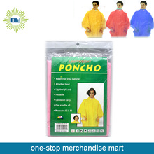 cheap disposable raincoat