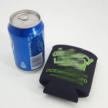 Las latas de cerveza de hielo a prueba de sudor protegen la manga de neopreno Softgrip