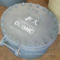 Couvercles de trappe d'intérim maritime en acier en gros avec prix d'usine