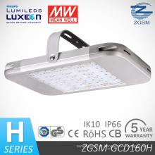 IP66 Impermeável UL Dlc 160W LED alta ou baixa Bay lâmpada com Sensor de movimento