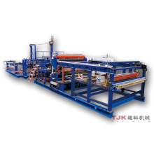 Automatic CNC Reinforcing mesh welding line GWC-2500
