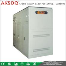 Ampliamente uso Sub tono / Full Cpooer trifásico / SBW 2000kva compensado automático estabilizador de voltaje de CA de alimentación / WenZhou China