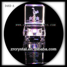 LED-Kristall