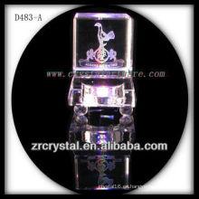 LED cristal