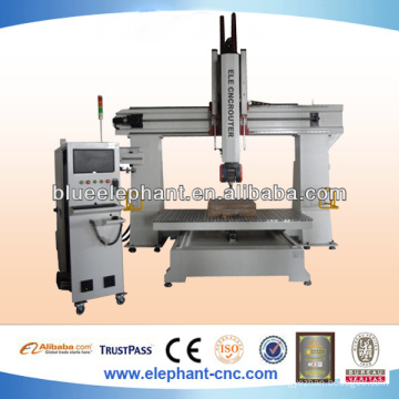ELE- 1224 5-axis machining center with high speed