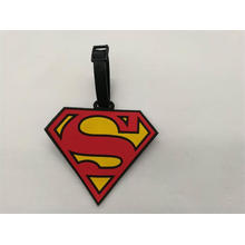 Soft PVC Luggage Tag Club Use Luggage Tag