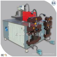 Máquina de dobra de perfuração de corte de processamento de barra-ônibus