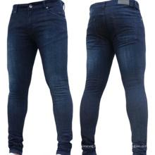Wholesale Latest Design Fall Autumn Denim Skinny Plus Size Pants & Jeans