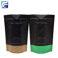 High quality plastic waterproof ziplock bags for food