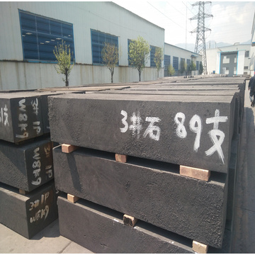 Electrical Conductivity RP Carbon Graphite Electrodes