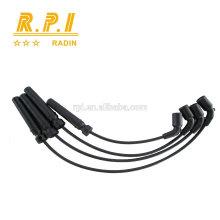 Câble d'allumage haute tension en silicone, FIL DE BOUGIE SPARK POUR DAEWOO,: CHEVROELT 96211948
