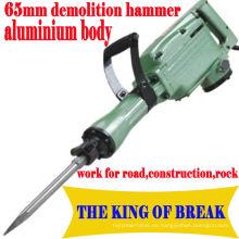 QIMO Martillo profesional de demolición / martillo de cerradura Herramientas eléctricas 3365 65mm 1240W en yongkang