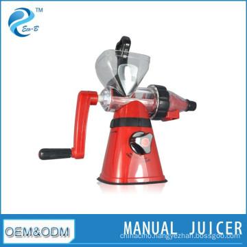 Household Product Mini Plastic Fruit And Vegetable Juicer Extractor