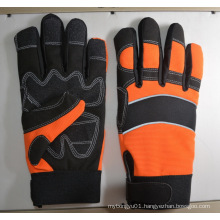 Work Glove-Safety Glove-Industrial Glove-Labor Glove-Mechanic Glove-Gloves