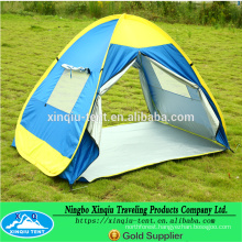 automatic 1-2 person pop up beach tent