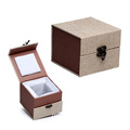 Mewah Kecil Flip Cup Candle Box Paper Packaging