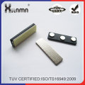 Insignia de nombre magnético del neodimio de los tenedores de chapa magnéticos del metal de alta calidad