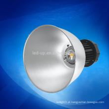 Luz de baía elevada conduzida 50w do diodo emissor de luz, lâmpada elevada elevada do louro, luz conduzida grande da baía