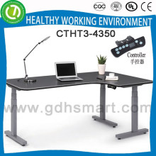 Office furniture computer table&height adjustable metal office desk&buy furniture from China
