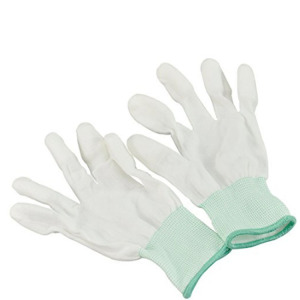 Nylon Anti Static Top Fit guantes ESD