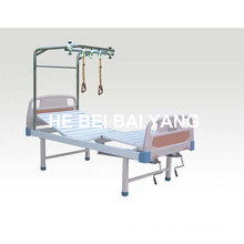 Cama de tracción de ortopedia de doble función de acero inoxidable (A-145)