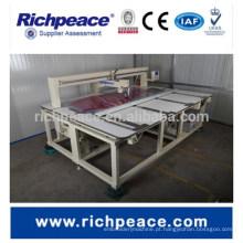 Máquina de costura automática da indústria Richpeace para costura de área ampla
