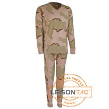 Pijama militar con T / C o algodón