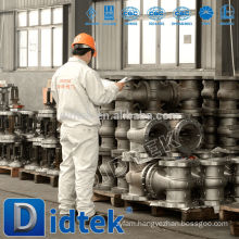 Didtek International Agent api standard gate valve