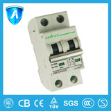 ISO9001 certified EBS1Z double pole circuit breaker / good price