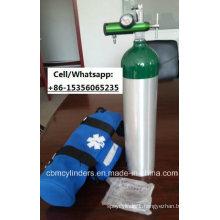 Portable Oxygen Breathing Unit
