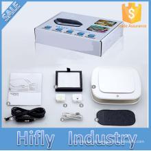 HF-WS06 Mini Auto Luftreiniger HEPA Ionisator Luftreiniger 3 In 1 Auto Home Lufterfrischer