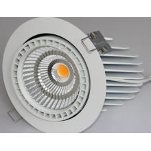 40W / 45W Ajustable embebido COB LED Trunk Downlight