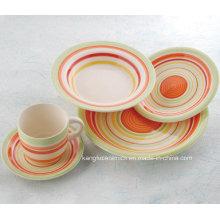 Heat Resistant FDA Test Ceramic Dinner Set