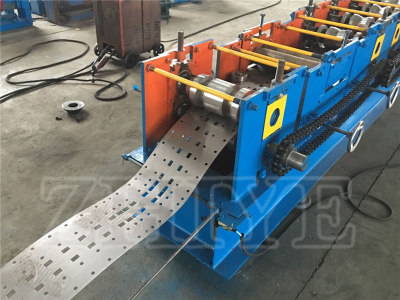 Storage Rack Good Shelf Roll Forming Machine