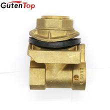 """LB Guten DZR superior 1 1/4 """"válvula profunda latón adaptador Pitless presurizado"""