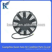 Ventilador del radiador del coche Ventilador del universal del radiador del coche de 10 pulgadas