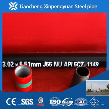 Tuyau en carbone sans soudure pour chaudière de XINPENGYUAN, pipe de liaocheng