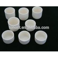 Porcelain evaporating pan