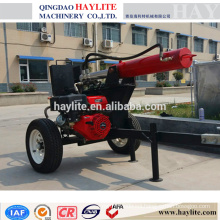 Wood splitting machine firewood spliter cutter for sale HLT
