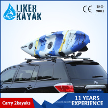 Factory Direct Wholesale Kayak Canoe Carrier Kayak Racks