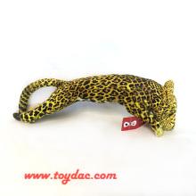 Plush Cartoon Leopard