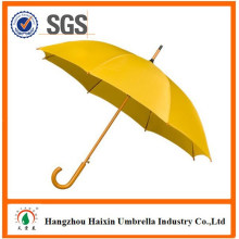 New Product 2017 Advertising Wooden Umbrella Supplier Hangzhou