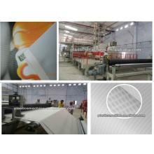 PVC flex banner device